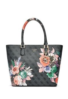 Tote Bag - Bejeweled Beauties I by VIDA VIDA