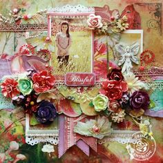 Firefly layout by Larissa Albernaz for Prima