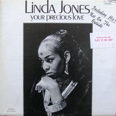 linda jones...also sang 'Hypnotized'