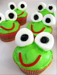 Image result for cupcake frog