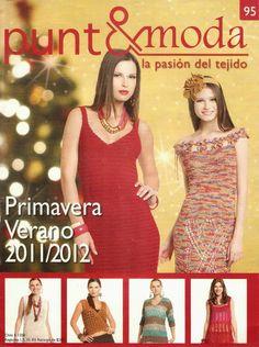 Punto  Moda №95 2011/2012 - enlace ch????