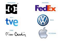 Las diferencias entre logotipo, isotipo, imagotipo e isologo en el mundo del diseño gráfico   TodoGraphicDesign