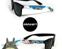 My Neighbor Totoro headphones | Sorry, this item sold. Have InkHeartKicks make something just for you ...