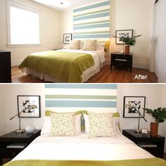 Find This Pin And More On Inexpensive Bedroom Makeover