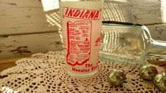Check out this item in my Etsy shop https://www.etsy.com/listing/479132870/retro-indiana-souvenir-glass-kitsch