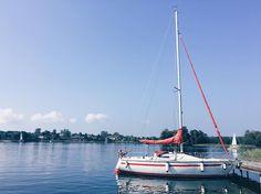 Beautiful time in #Trakai!  // #water #boat #yacht #sailing #slowliving #feelfreefeed #myhappyplace #thehappynow #nature #lake #lakeside #lithuania #ilovelithuania #lietuva#swomagazine #weekend #stopmotion #lithuanianblogger #activelife #view #inpeace #lbloggers #wonder #explore #weekendaffair #saturdays #baltics #europe