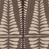 Fern in Mocha from Galbraith & Paul. Spring 2012 Collection.