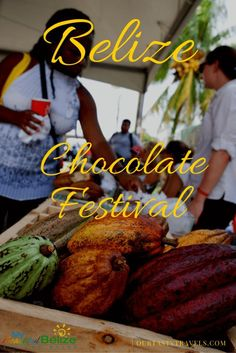 Chocolate Festival of Belize - http://OurTastyTravels.com