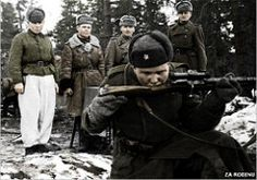 Soviet snipers ritual ww2