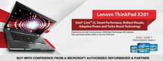 Amazing Offer - Lenovo ThinkPad X201's JUST £139.99 with Free Next Day Delivery  http://thequickclick.co.uk/collections/cheap-refurbished-laptops/products/lenovo-thinkpad-x201-intel-core-i5-4gb-ram-160gb-hdd-12-1-screen-windows-7