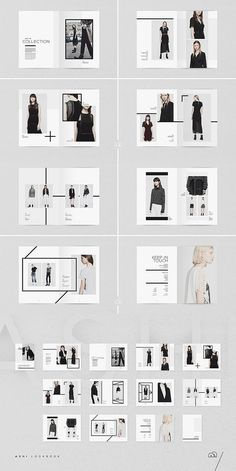 Find tips and tricks, amazing ideas for Portfolio layout. Discover and try out new things about Portfolio layout site Modelo Portfolio, Mise En Page Portfolio Mode, Book Portfolio, Portfolio Design Layouts, Fashion Portfolio Layout, Template Portfolio, Photography Portfolio Layout, Fashion Layouts, Photography Editing