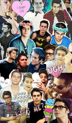 'Darren collage (iPhone and Samsung)' iPhone Case by LauraWoollin Stiles Teen Wolf, Teen Wolf Dylan, Teen Wolf Cast, Dylan O'brien, Marvel Dc, Cole Sprouse, O Brian, Idole, Wattpad