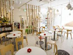 代官山に「フィンランドカフェ」-政観撤退でPR担当会社が常設店開く [写真] | シブヤ経済新聞