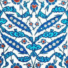 Sultan floral design 11