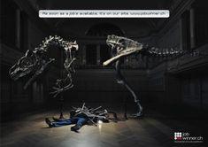 Dino creative job ad