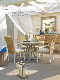 Stanley Coastal Living Coastal Living Resort Seascape Table