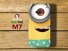HTC One M7 Hardshell Case, Htc One, Htc IT'S A MINION PHONE CASE!!!!!!!!