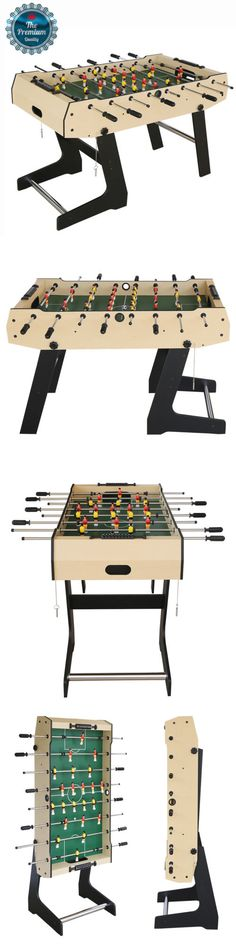 Foosball 36276: Espn 54 Foosball Soccer Table Game Arcade Room Sports  Football Competition New  U003e BUY IT NOW ONLY: $99.95 On EBay!