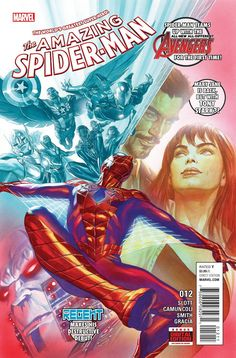 • POWER PLAY begins here! • The Amazing Spider-Man, Iron Man, Spider-Man and the rest of the All-New All-Different Avengers come together for this huge story! • The most dangerous foe from SECRET WARS