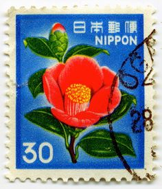 Japan--postage stamp
