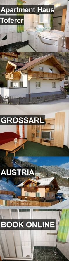 Apartment Haus Toferer in Grossarl, Austria. For more information, photos, reviews and best prices please follow the link. #Austria #Grossarl #travel #vacation #apartment