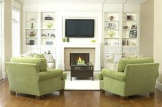 Transitional living room via www.cmidesign.ca #CMID #interiordesign