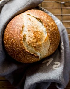 Sourdough bread | The Clever Carrot