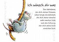 Ich wünsch dir was - Postkarte - Grafik Werkstatt Bielefeld