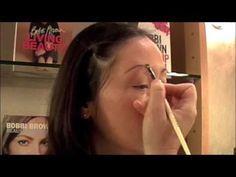Bobbi Brown Nude makeup tutorial