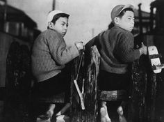 10 great films about childhood. I Was Born But… (1932) Director Yasujiro Ozu