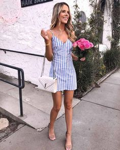 College Outfits – Page 3038827498 – Lady Dress Designs Spring Outfits, Trendy Outfits, Cute Outfits, Fashion Outfits, Cute Dresses, Casual Dresses, Summer Dresses, Mini Dresses, Summer Clothes