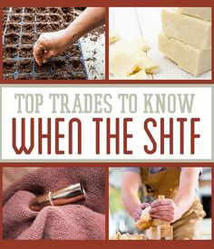 Best Trades To Know When The SHTF