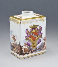 Meissen 1723–24 chinoiserie tea bowl by Johann Gregorius Höroldt, painter German, 1696 - 1775 Meissen Porcelain Manufactory German,