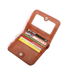 Women Genuine Oil Leather Zipper Short Wallets Girls Retro Purse Card Holder Coin Bags  Worldwide delivery. Original best quality product for 70% of it's real price. Hurry up, buying it is extra profitable, because we have good production sources. 1 day products dispatch from...