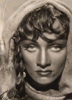 Marlene Dietrich....favorite movie The Golden Earring