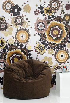 Bisazza Mosaics- Bloem Marrone