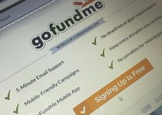 The Problem with Go Fund Me and Crowdfunding In General