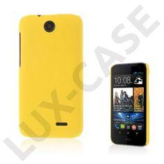 Christensen (Yellow) HTC Desire 310 Hard Case