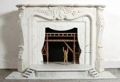 Opera in a Fireplace by Sebastian Errazuriz