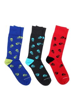 Combo Socks - Pack of 3