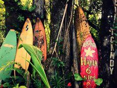 Hana drive, Maui.  Soon!!