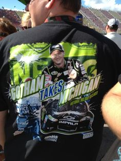 Dale Jr national holiday! I was there when he won! Woooo! #JRnation