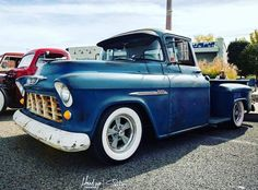 Daniel Kaminski near Jonesburg Missouri sent a pic of his 55 Chevy. Nice truck. From Just Old Trucks on Facebook  #chevy #pin #chevytrucks #twitter