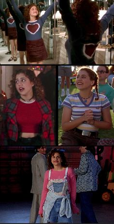 Brittany Murphy as Tai in 'Clueless' (1995). Costume Designer: Mona May