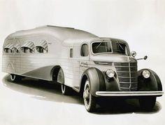 #Vintage #MotorHome  #trovocamper