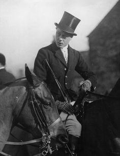 Duke of Windsor hunting