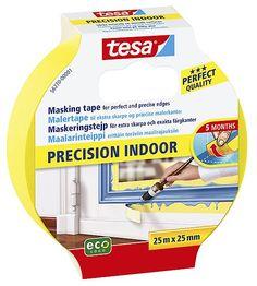 Maskeringstejp Tesa Precision Indoor