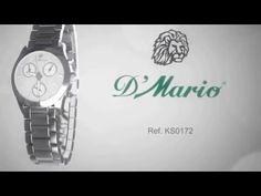 D´Mario - Apasionados por el diseño. - YouTube Mario, Watches, Youtube, Silver, Accessories, Jewels, Wristwatches, Clocks, Youtubers