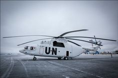 Mi-26 the biggest helicopter in the world