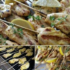 Who is using the Grill on the regular, these days?  Makes 8 servings- for food prep, or a party! Ingredients: Wooden Skewers must be soaked for at least 30 minutes in water to prevent burning. 2 lbs well-trimmed Chicken Tenders 1/2 cup Fresh Squeezed Lemon Juice 1/4 cup Avocado Oil, or Extra...